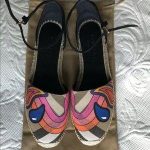 Burberry London sandal Sz UK 40 or US 9